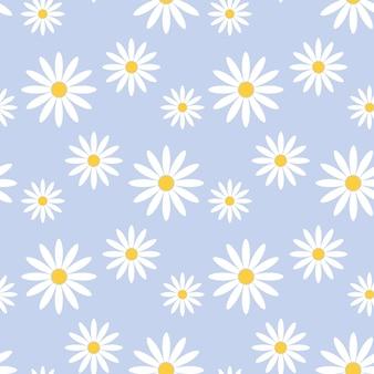 Абстрактный цветочный фон с рисованной, модные рисованной текстуры ромашка цветок