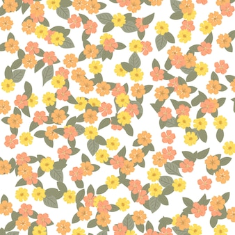 Abstract flower pattern background. vector illustration. abstract background.