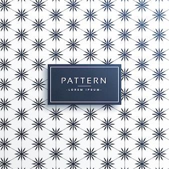 추상 꽃 패턴 모양 배경