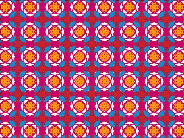 Абстрактный цветочный квадратный фон цветочный фоновый узор повторять цветочные узоры мозаичный узор