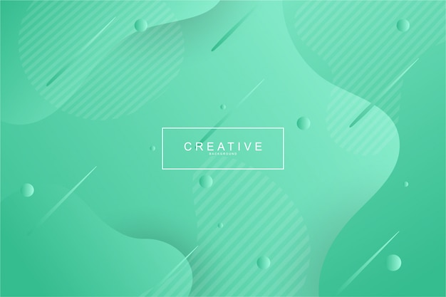 Abstract fluids background