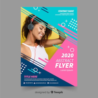 Flyer Templates Free | Flyer Vectors Photos And Psd Files Free Download