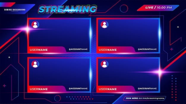 Live Streaming Images Free Vectors Stock Photos Psd
