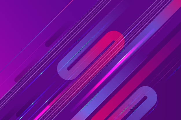 Abstract futuristic wallpaper
