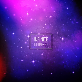 Abstract galaxy space glowing background