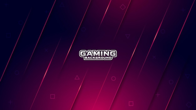 Abstract gaming background