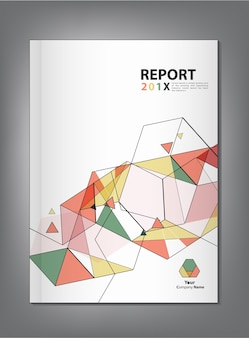 抽象幾何学的年次報告書カバー