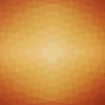 Abstract geometric background in brown tones