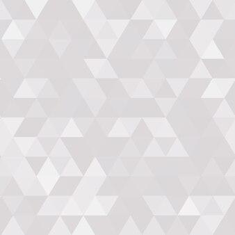 幾何学的なテクスチャを持つ三角形ポリゴンの抽象的な幾何学的背景