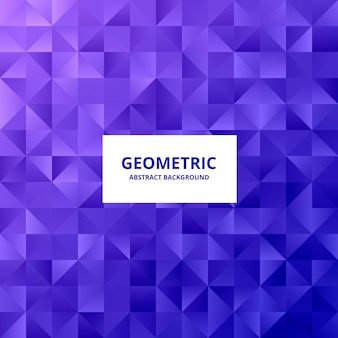 Abstract geometric background. polygon wallpaper.