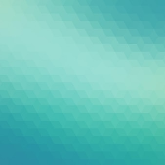 Abstract geometric background in turquoise tones