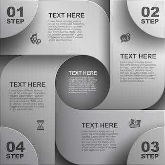 추상적 인 기하학적 배경, 웹 요소 디자인, 웹 사이트