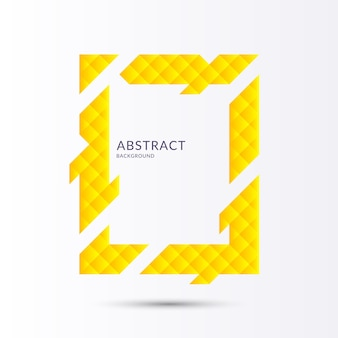 Абстрактный геометрический фон с геометрическими фигурами в стиле минимализма. векторная иллюстрация.
