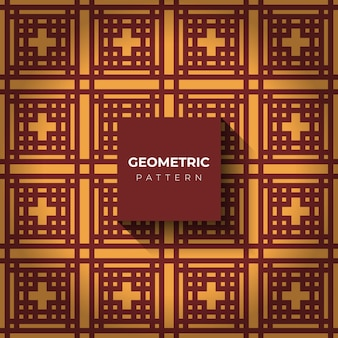 Abstract geometric background with square lines