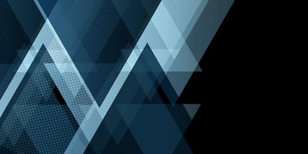 抽象的な幾何学的な背景。