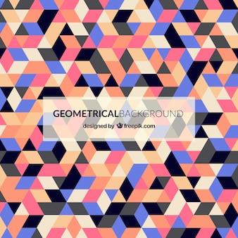 Аннотация геометрических фон