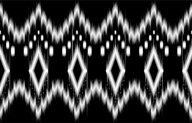 Abstract geometric black and white pattern seamless black and white .repeating geometric