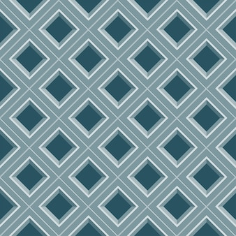 Abstract geometric blue mesh pattern seamless