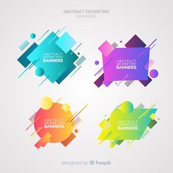 Абстрактная геометрическая коллекция
