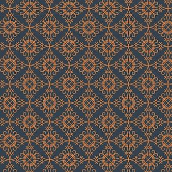 Абстрактный геометрический дизайн бесшовного фона.