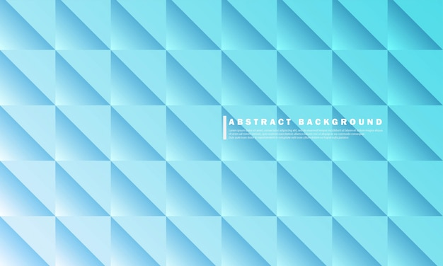 Abstract geometric gradient background