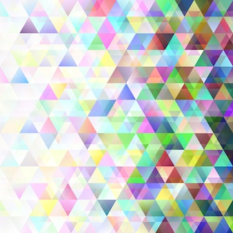 Abstract geometric gradient polygonal triangle background