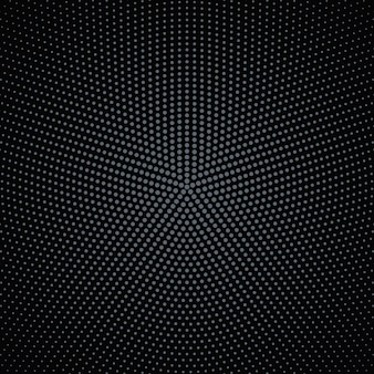 Abstract geometric halftone round circle pattern background