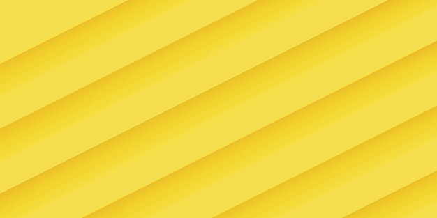 Абстрактный геометрический световой желтый фон