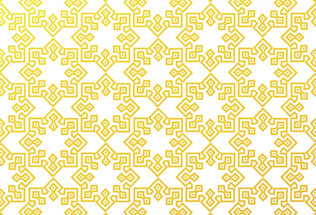 Abstract geometric islamic pattern background