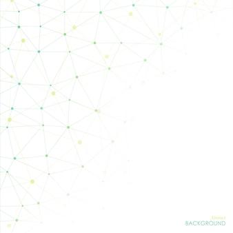 Abstract geometric lattice