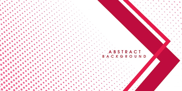 Abstract geometric line halftone background design