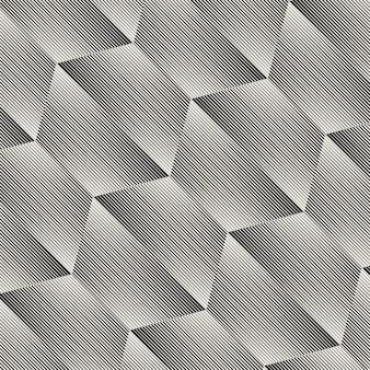 배경에 대 한 추상적인 기하학적 라인 패턴