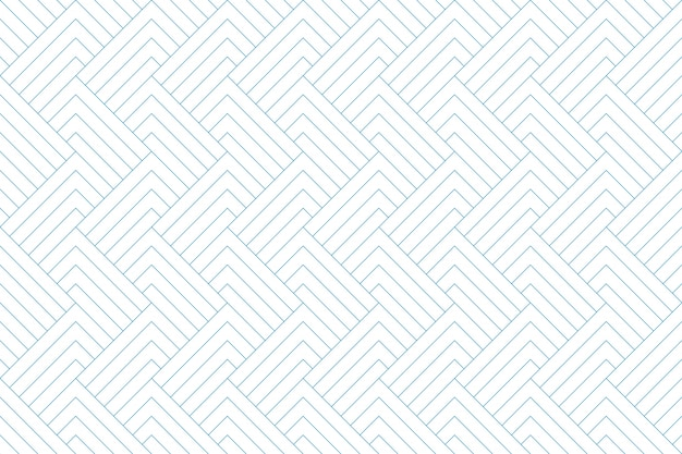 Abstract geometric line pattern seamless blue diagonal line