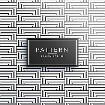 抽象的な幾何学的線パターンの背景