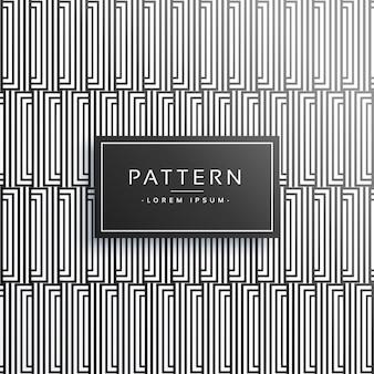 Дизайн абстрактных геометрических линий