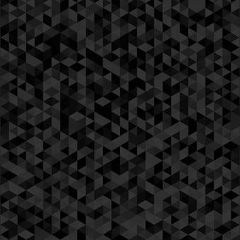 Abstract geometric mosaic pattern