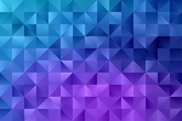 추상 기하학적 패턴 배경 벽지입니다.