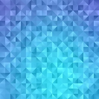 Abstract geometric pattern in polygon shape backdrop