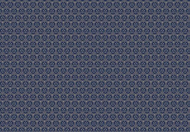 추상적인 기하학적 패턴입니다. 원활한 벡터 배경입니다.