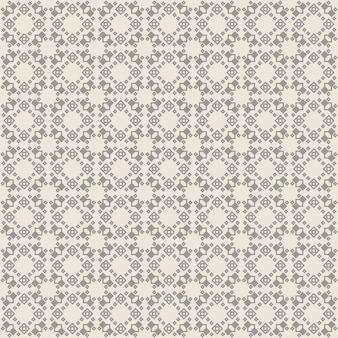 Abstract geometric pattern with lines. seamless vintage design.