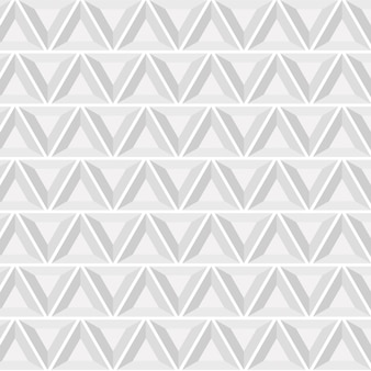 Abstract geometric pattern with triangles, vector seamless background.