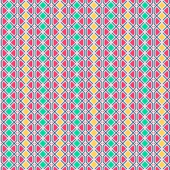 抽象幾何学パターン