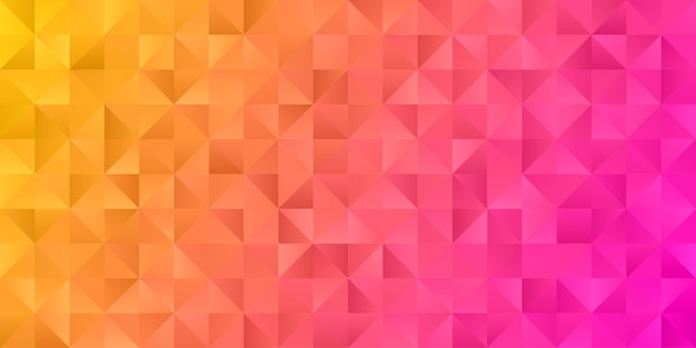 Abstract geometric polygon background wallpaper. header cover with triangle shape low polly colorful