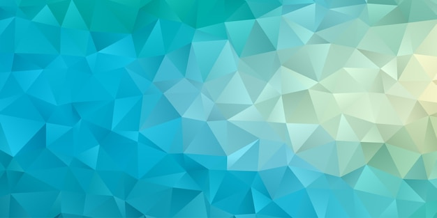Abstract geometric polygon background wallpaper. header cover with triangle shape low polly soft pastel color