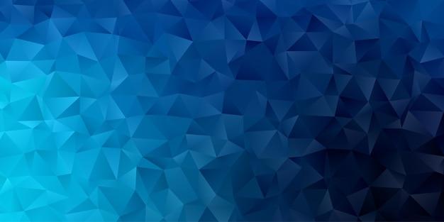추상적 인 기하학적 다각형 배경 벽지입니다. 삼각형 모양 낮은 폴리 패턴