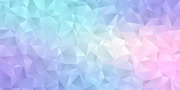 Abstract geometric polygon background wallpaper. triangle shape low polly