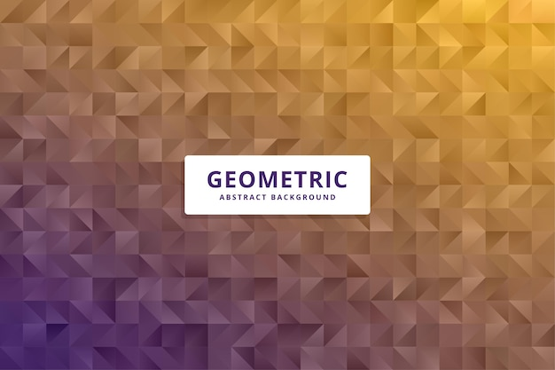 Abstract geometric polygonal background. colorful low poly background.