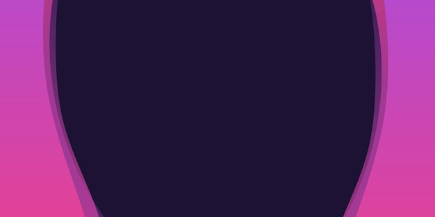 Abstract geometric purple and dark color background.