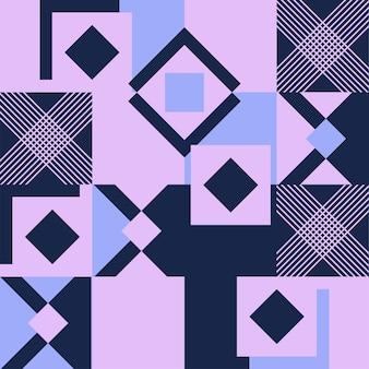 Абстрактный геометрический узор бесшовные фон.