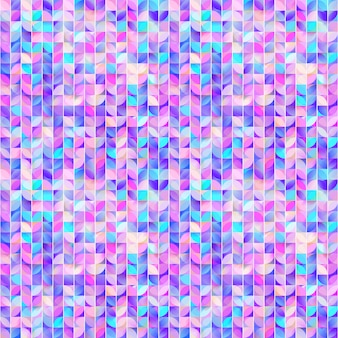 Abstract geometric seamless pattern.cute mosaic background.